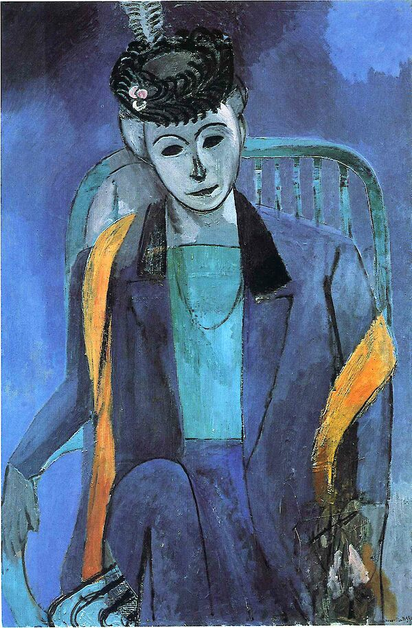 Portrait of Madam Matisse