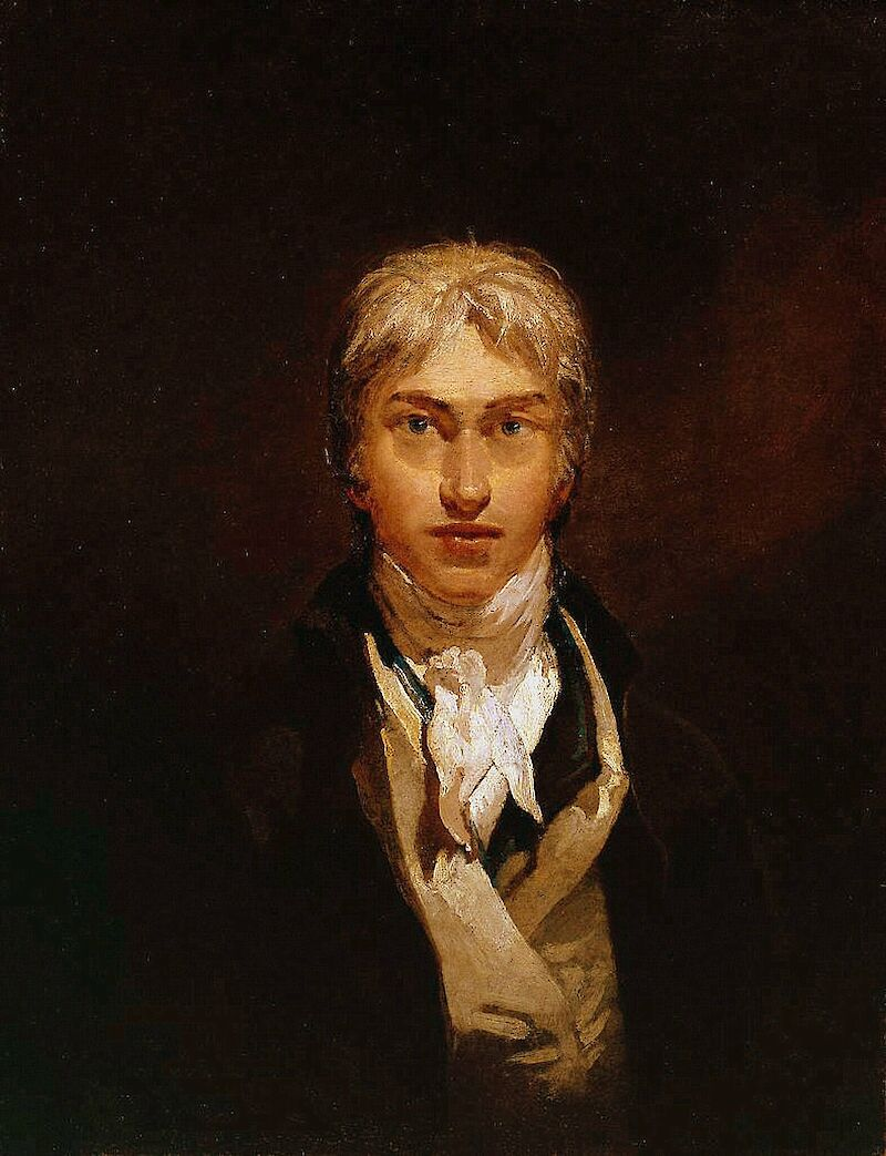 Self Portrait, 1799, Joseph Mallord William Turner