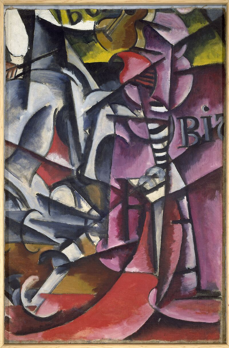 Untitled, 1915, Liubov Popova