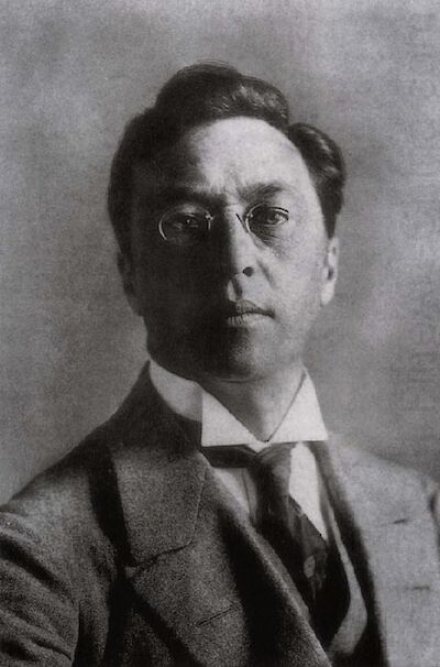 Portrait of Wassily Kandinsky