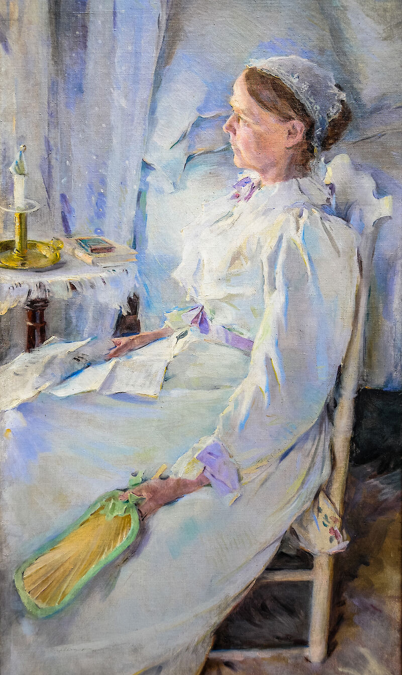 Portrait of Cecilia Beaux