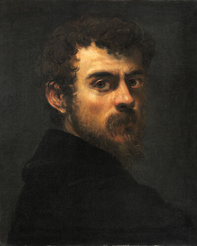 Portrait of Tintoretto