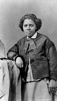Portrait of Mary Edmonia Lewis
