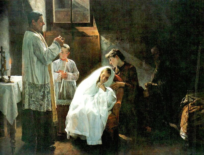 The First and Last Communion