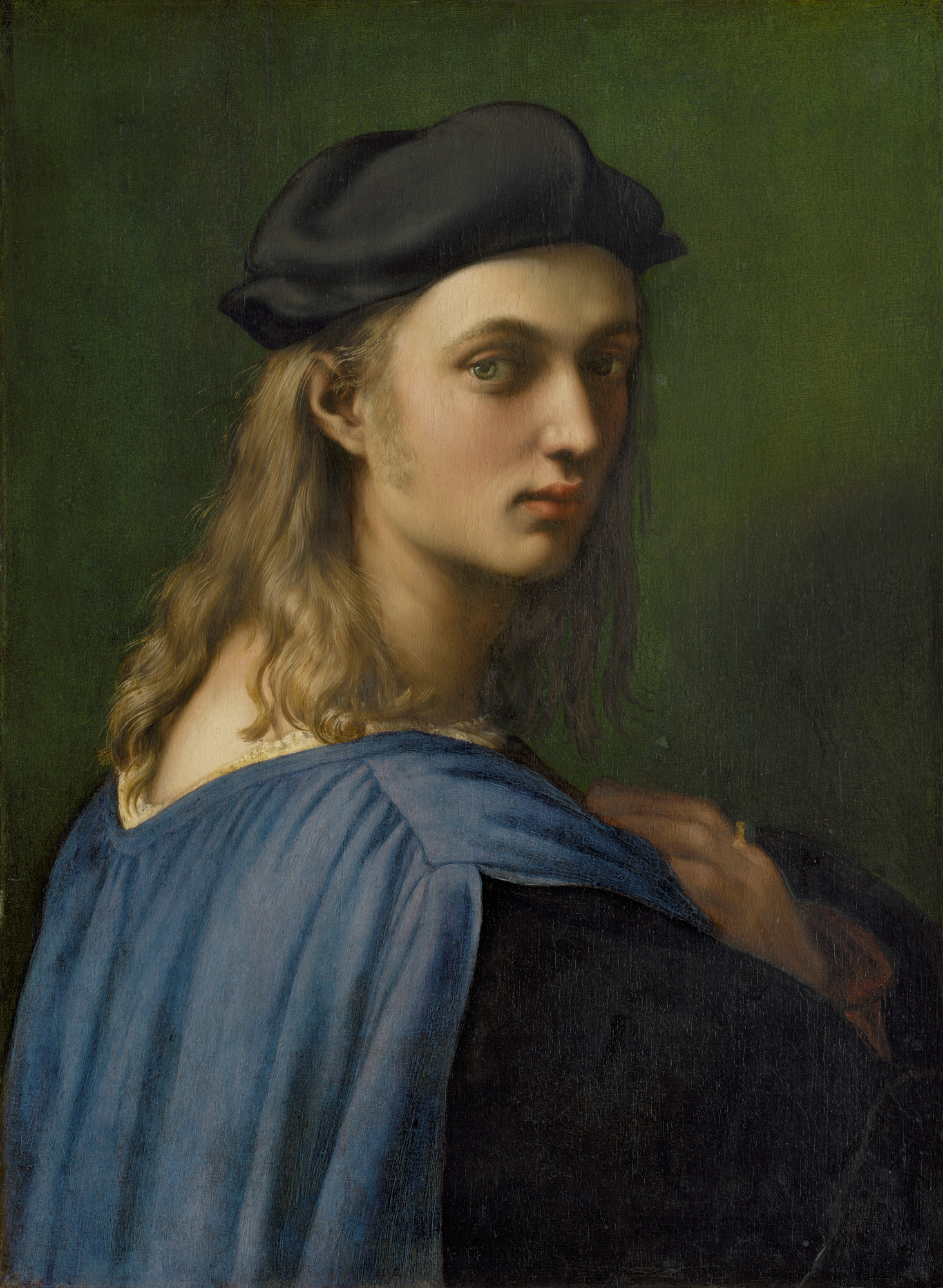 Portrait of Bindo Altoviti, 1515 — Raphael Sanzio