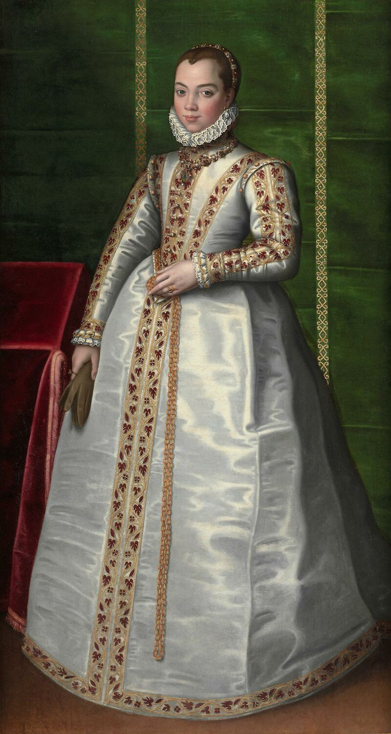 Unknown Noblewoman