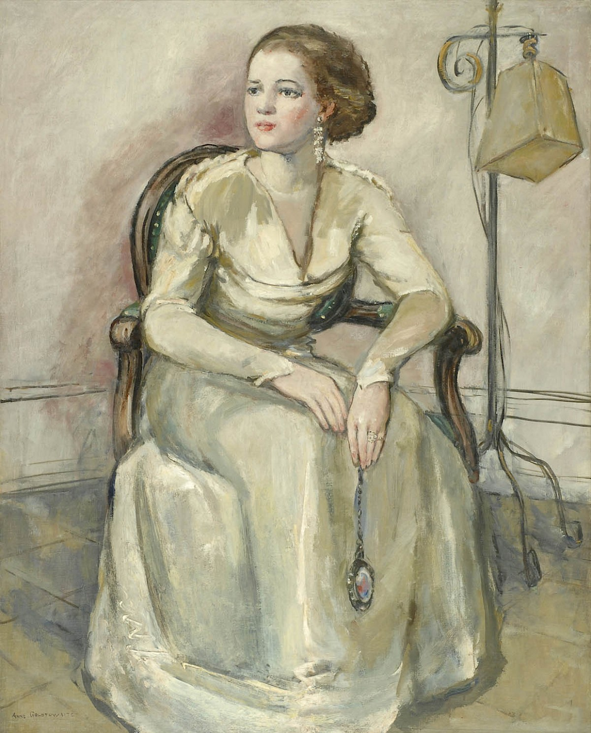 Kate Steinle Death Mexican Man Acquitted Of Murder: Portrait Of Frances Greene Nix, 1940