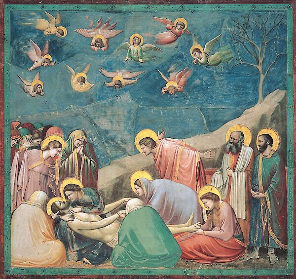 The Mourning of Christ