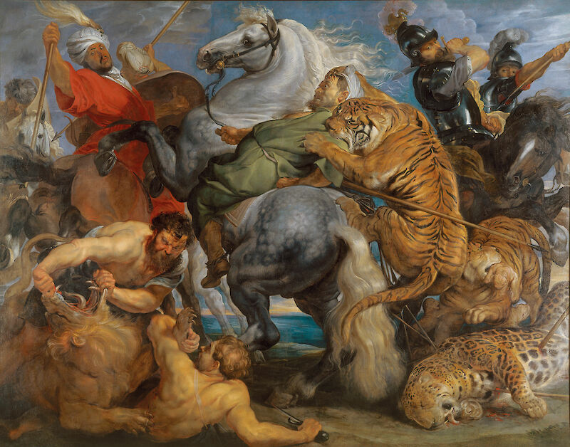 The Tiger Hunt