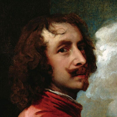 Portrait of Anthony van Dyck