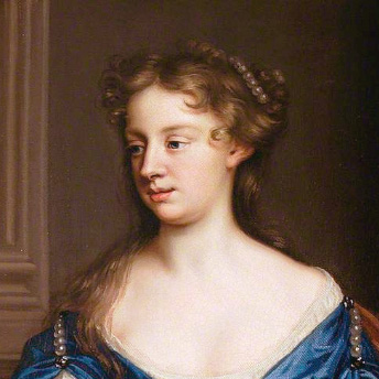 Portrait of Mary Beale