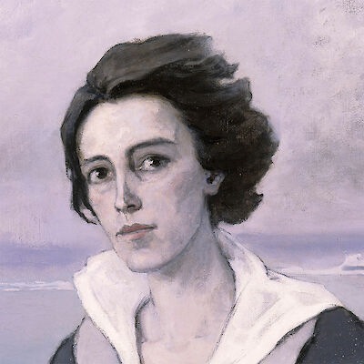 Portrait of Romaine Brooks