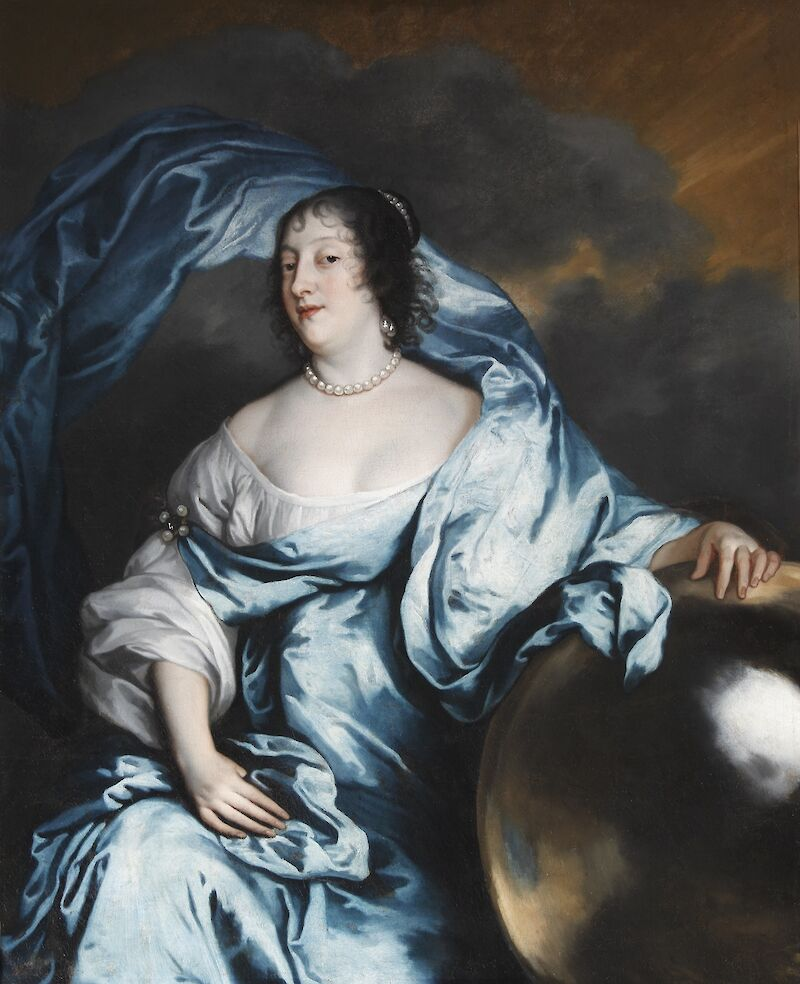 Rachel Wriothesley, Countess of Southampton as Fortune