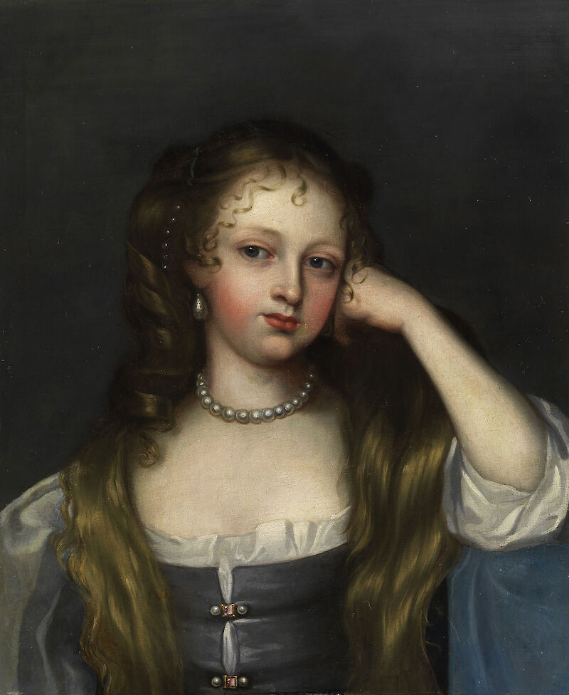 Portrait of Nell Gwyl