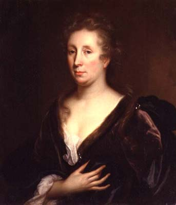 Portrait of Rachel Ruysch