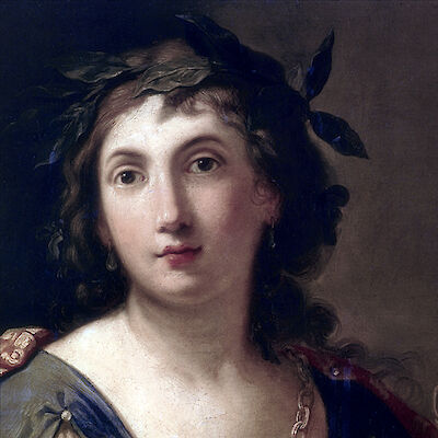 Portrait of Elisabetta Sirani