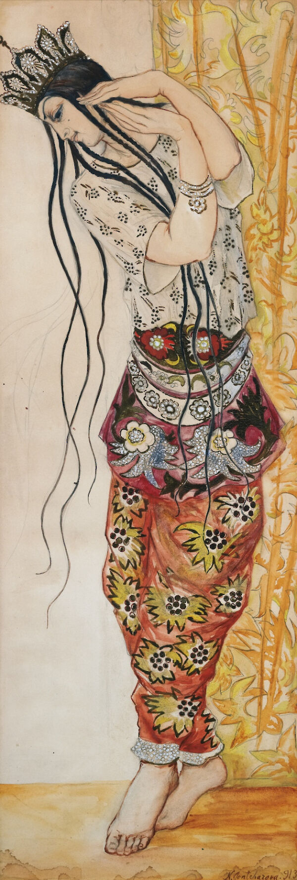 Queen Of Shamakhan from 'Le Coq d'Or'