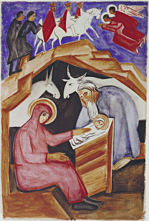 The Nativity, for Liturgy