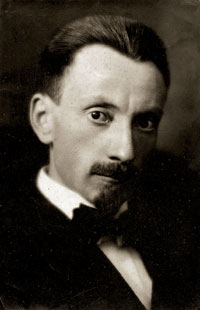 Portrait of Luigi Russolo