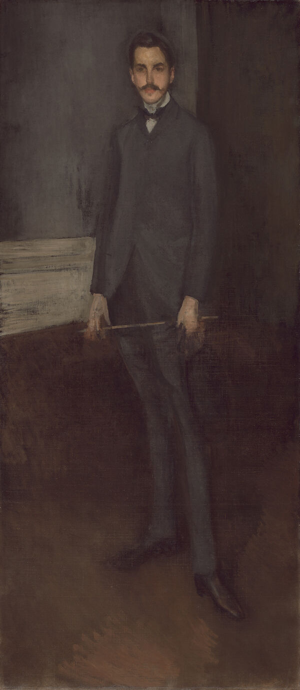 Portrait of George W. Vanderbilt