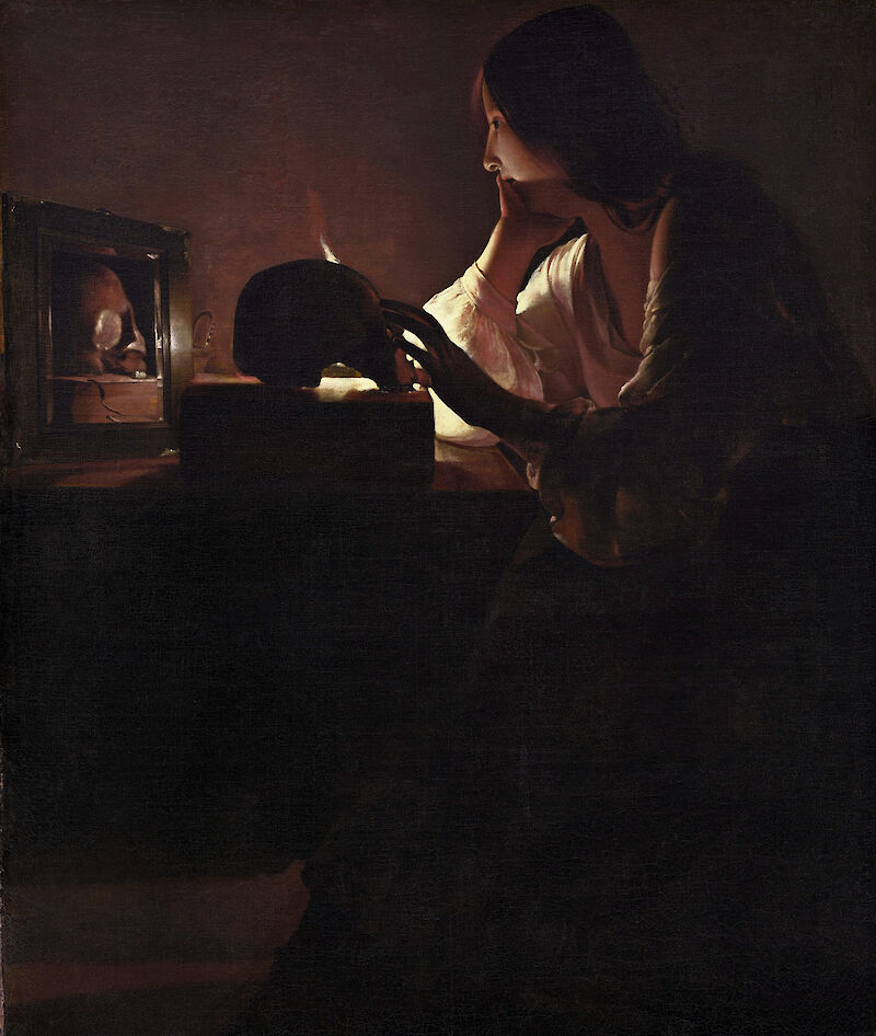 The Repentant Magdalene