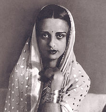 Portrait of Amrita Sher-Gil