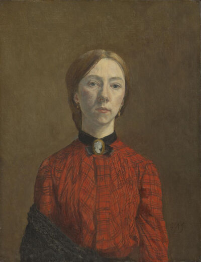 Portrait of Gwendolen Mary John