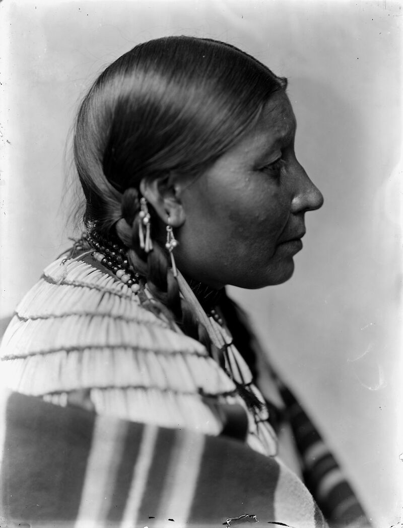 Wife of American Horse, Dakota Sioux