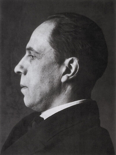 Portrait of Theo van Doesburg
