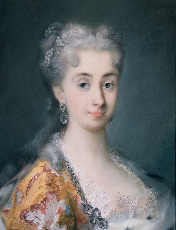 Portrait of Pisana Mocenigo