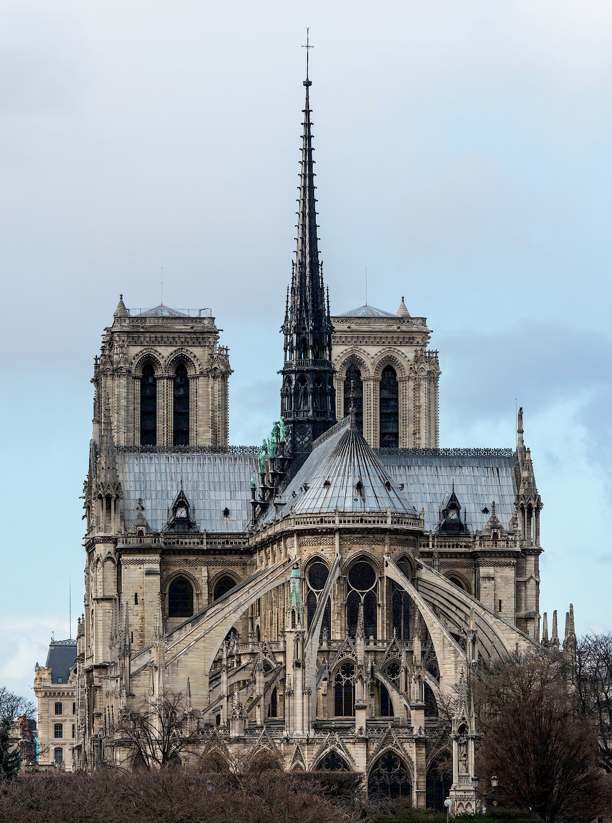 Notre-Dame, additional view