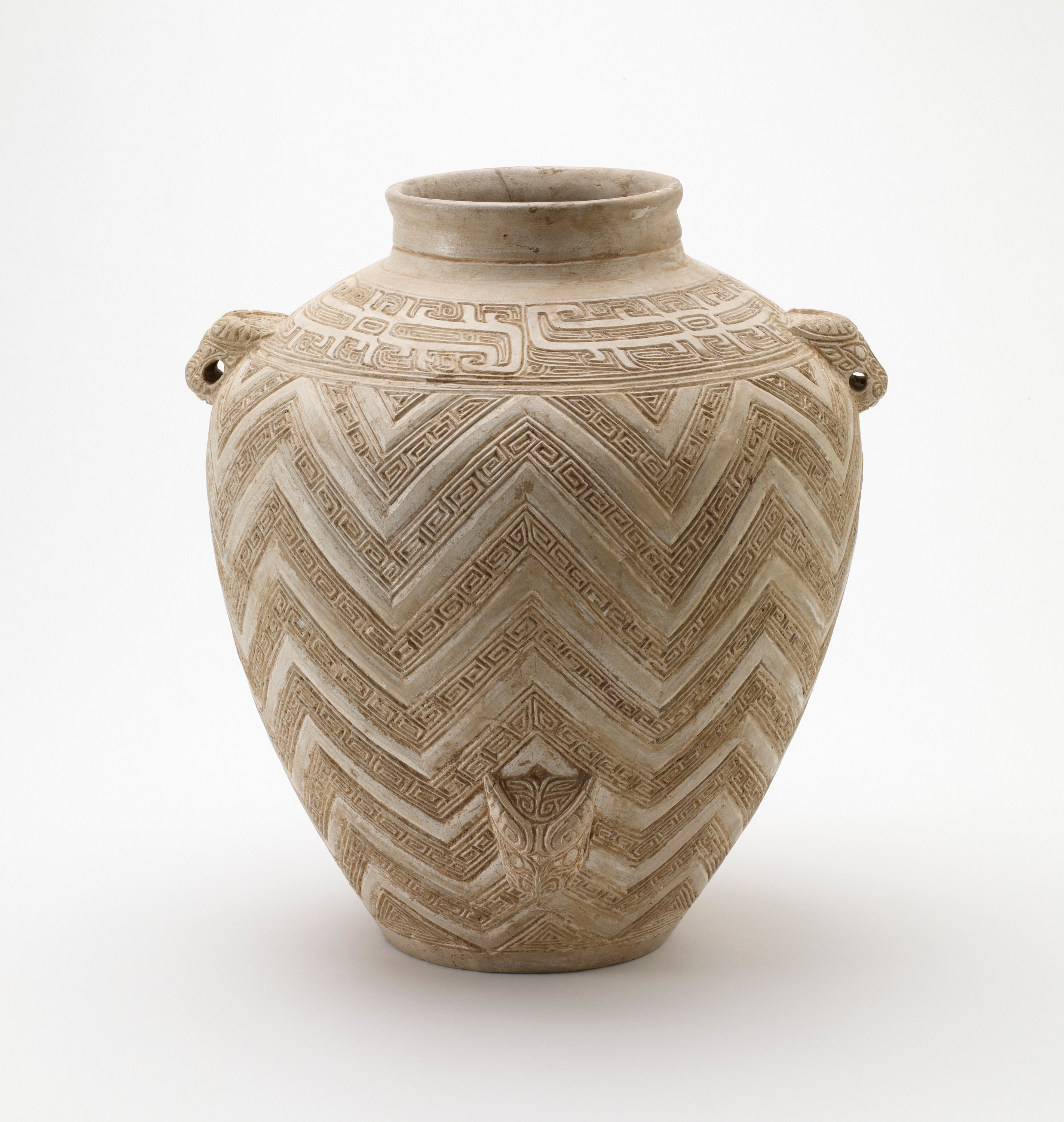 Jar with Dragons, 1100 BCE — Ancient China