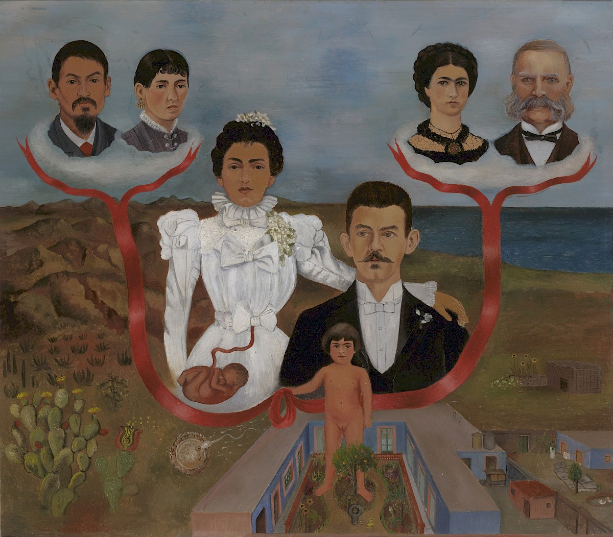 My Grandparents My Parents And I Family Tree By Frida