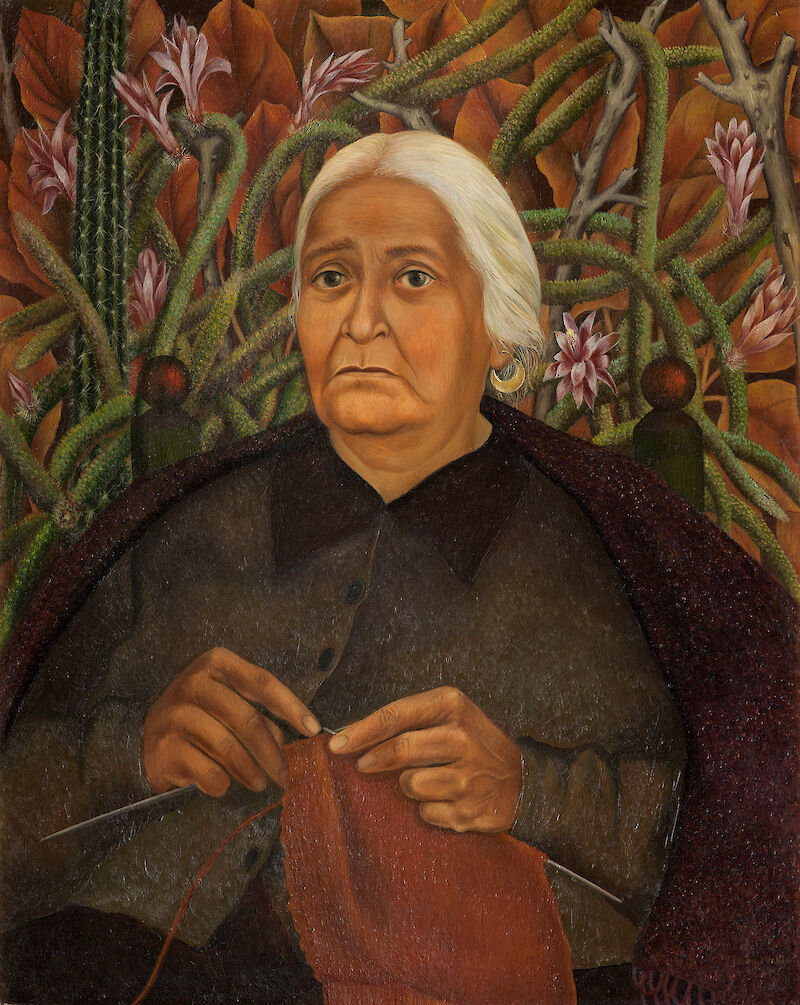 Portrait of Doña Rosita Morillo