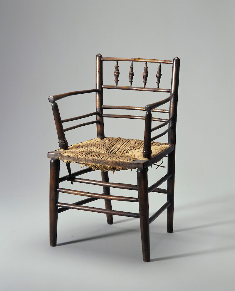 Sussex Armchair, 1890, William Morris