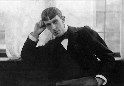 Portrait of Aubrey Beardsley