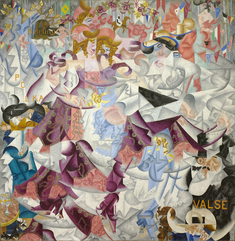 Portrait of Gino Severini