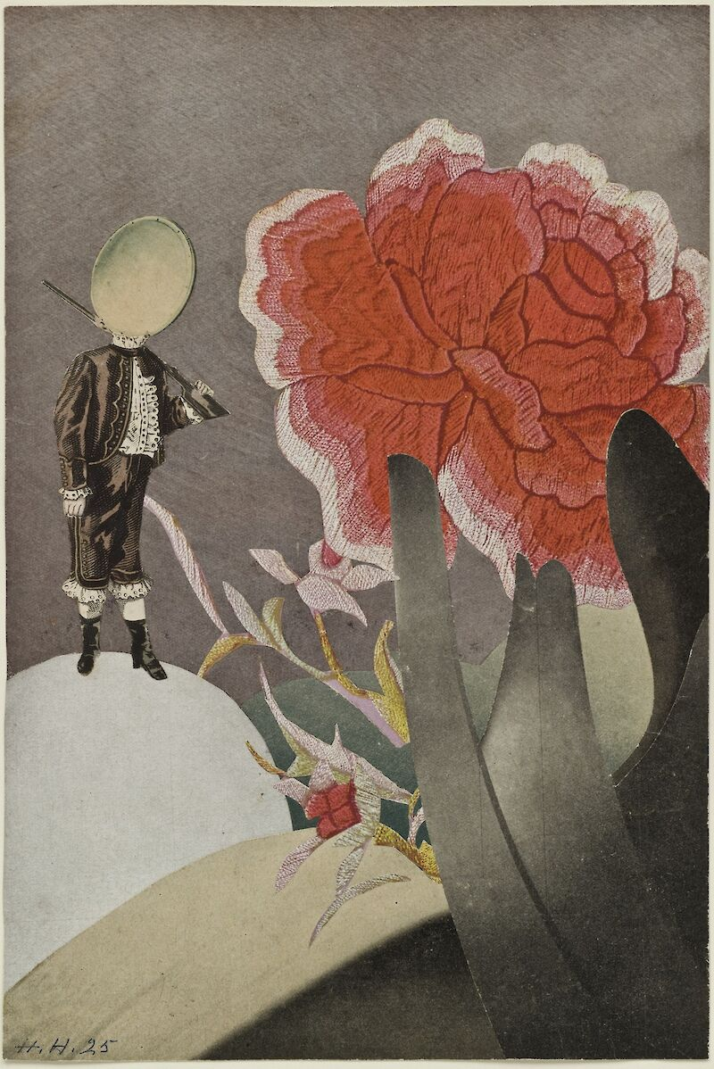 Watched, 1925, Hannah Höch