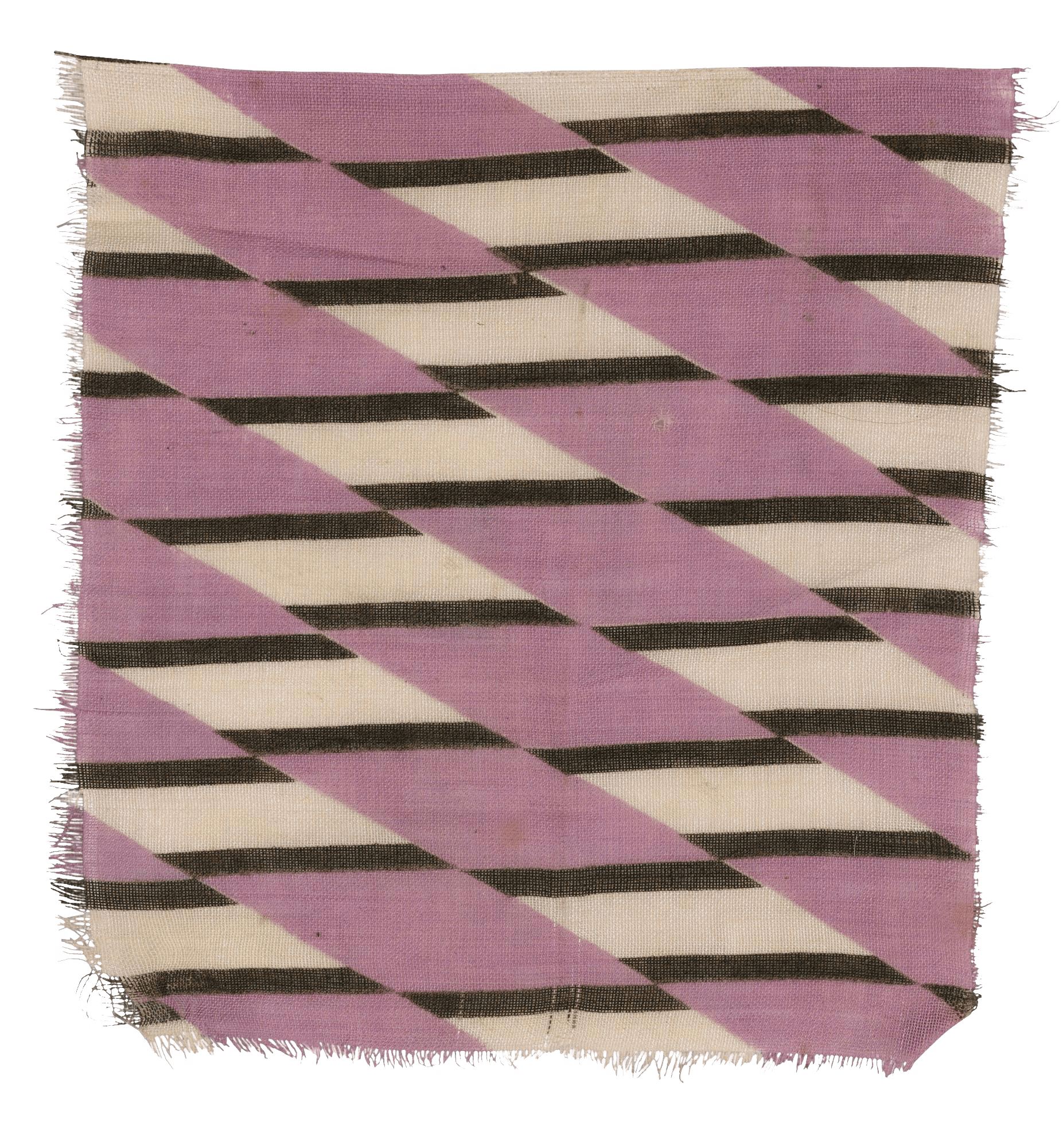 Swatch of Original Fabric, 1924 — Varvara Stepanova