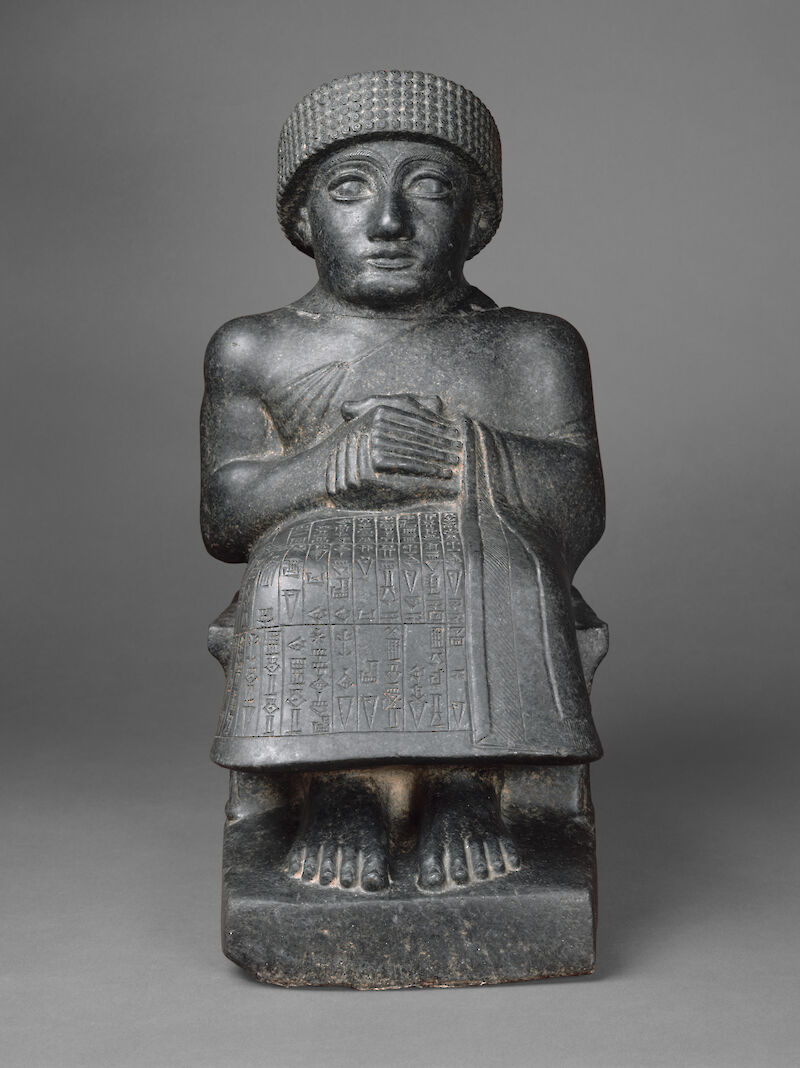 Statue of Gudea