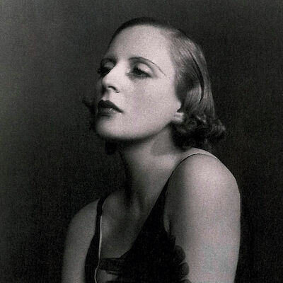 Portrait of Tamara de Lempicka