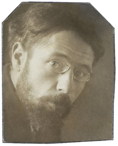 Portrait of Pierre Bonnard