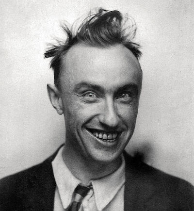 Portrait of Yves Tanguy