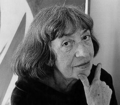 Portrait of Lee Krasner