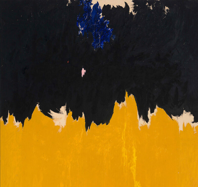 Portrait of Clyfford Still