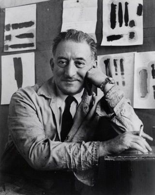Portrait of Adolph Gottlieb