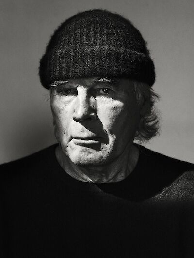 Portrait of Brice Marden