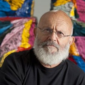 Portrait of Jim Dine