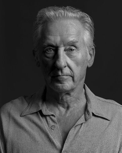Portrait of Edward Ruscha