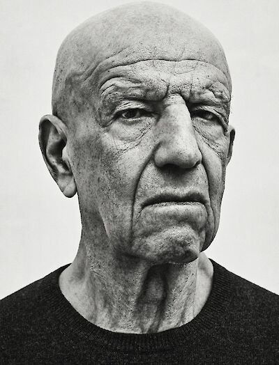 Portrait of Alex Katz